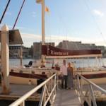 Tampa Bay Engagement Sail