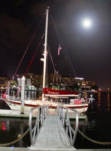 Tampa Bay Sunset Sailing Cruise
