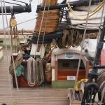 On Deck Aboard Lynx